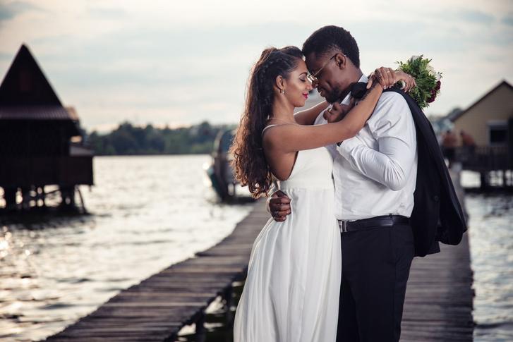 Szerelem randi Nigériában