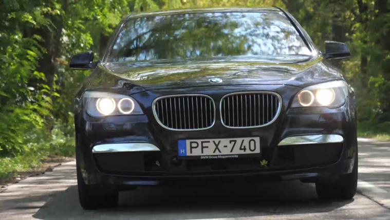 Hetes BMW, hetedáron