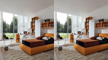 Miért nehéz kiszúrni a különbséget két hasonló képen?