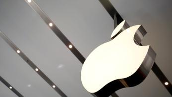 Történelmi rekord: 1 billió dollárt ér az Apple