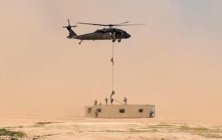 2016-os hadgyakorlat Szaúd-Arábiában