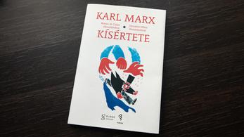 Kedves gyerekek, a lepedő alatt Marx bácsi huhog, ne féljetek