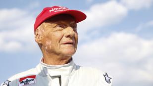 Tüdőátültetésen esett át Niki Lauda, nagyon súlyos az állapota