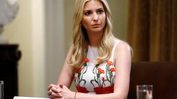 Trump lánya interjúban bírálta a kormányt, és állt ki a sajtó mellett