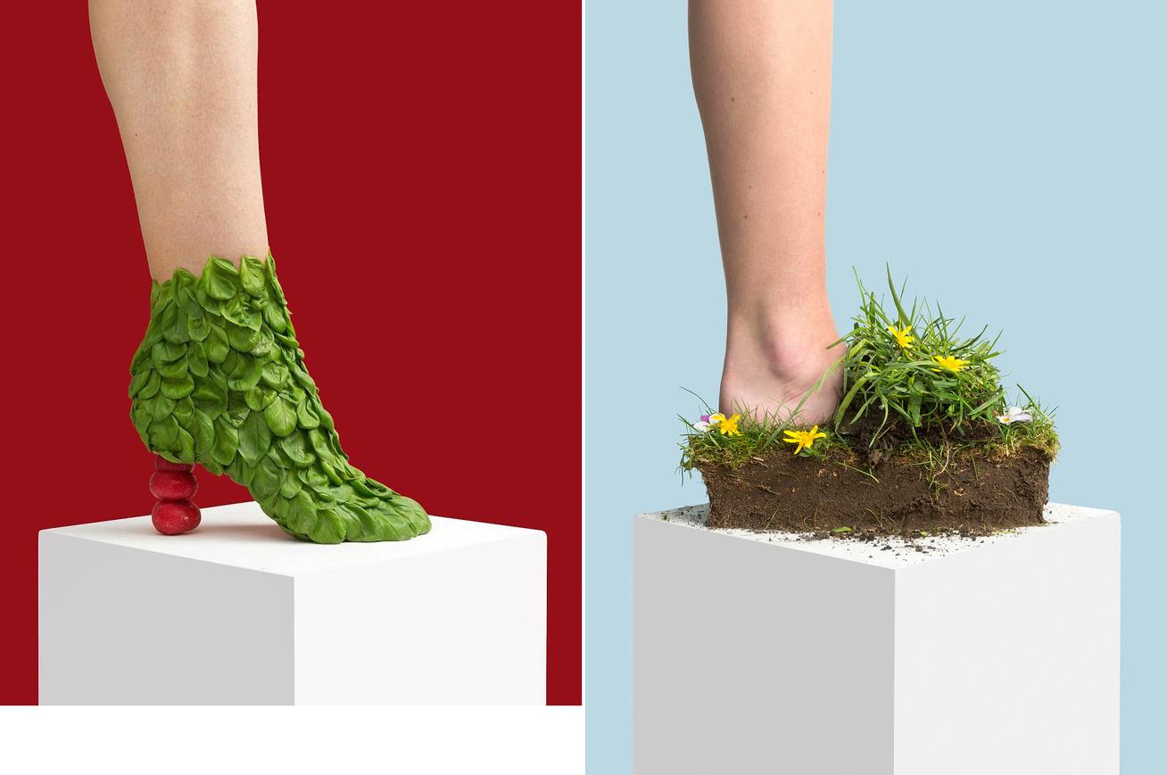Furcsa cipők Szépség és divat | Femina