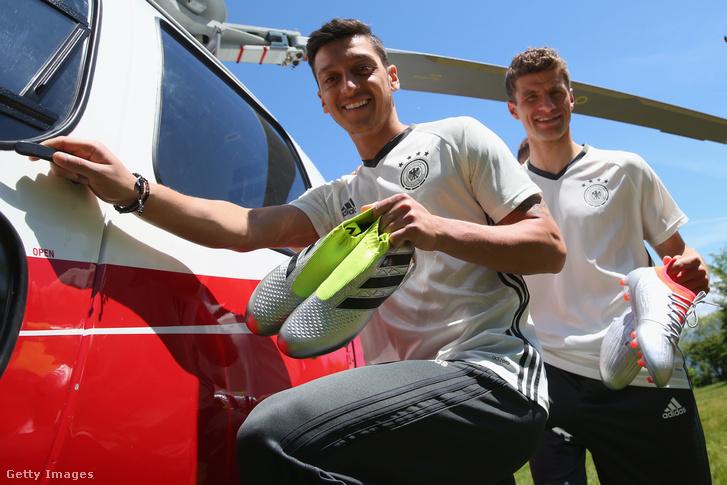 Özil és Müller