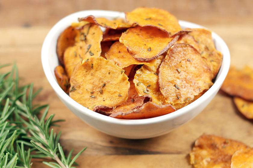 9 zöldség, ami kitűnő chips-alapanyag: egészségesek és finomak