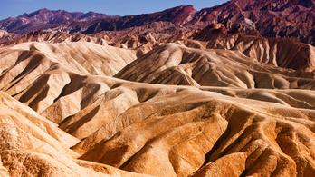 Rekordot döntött a Halál-völgy hősége