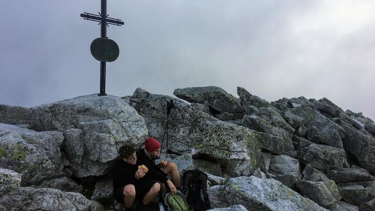 Legkönnyebb út a Magas-Tátra csúcsaira