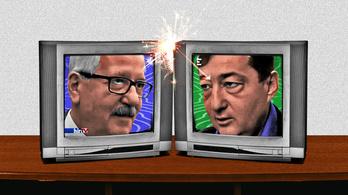 A fideszes médiaháború felszín alatti konfliktusa