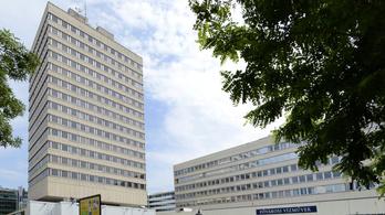Lebontják a Dózsa György úti toronyházat