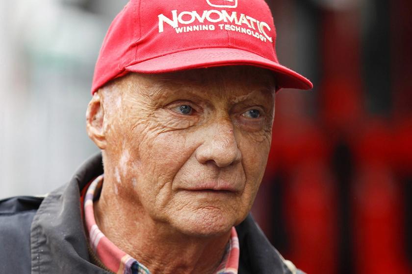 Meghalt Niki Lauda - A Forma-1-es legenda 70 évesen, családja körében hunyt el