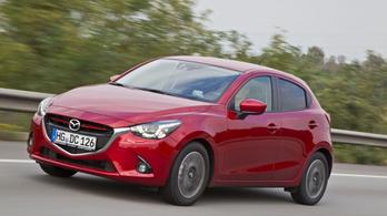 Elveszti dízelmotorját a legkisebb Mazda