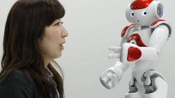 Nehéz lekapcsolni a robotot, ha az életéért könyörög