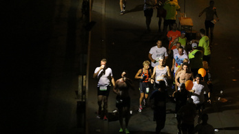 Több ezren futnak majd a Várban és környékén szombat éjjel