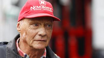 Meghalt Niki Lauda, az F1 legkeményebb harcosa