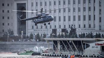 Lezuhant egy helikopter Szibériában, 18-an meghaltak