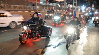 Putyin motorosai már a szlovák spájzban vannak