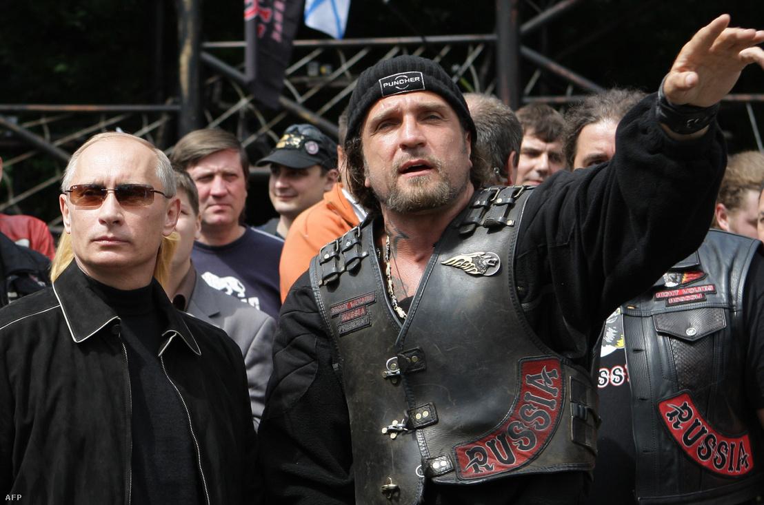 Putyin és Alekszandr Zaldosztanov 2013-ban