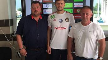 Még egy 19. külföldi labdarúgó pont kellett a Kisvárdának