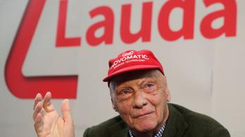 Bíznak Niki Lauda felépülésében az orvosok