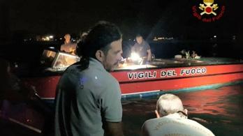 Gizdáztak a velencei fiatalok a motorcsónakkal, két halászt megöltek