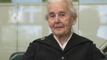 Pert vesztett és rácsok mögött marad a 89 éves náci nő