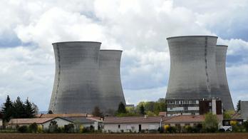 A hőség miatt leállítottak négy reaktorblokkot Franciaországban