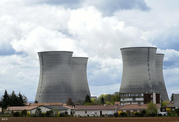 A Bugey Atomerőmű