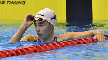 Megvan az első magyar érem az úszó Eb-n