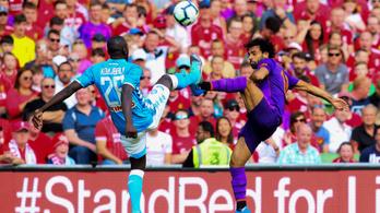 Átrohant a Liverpool a Napolin, 5-0