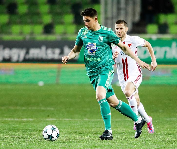 Jagodics Márk (egy másik mérkőzésen)