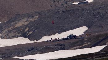 Még egy kisgép lezuhant Svájcban