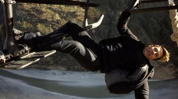 Tom Cruise-nak tényleg sikerülhet a lehetetlen küldetés
