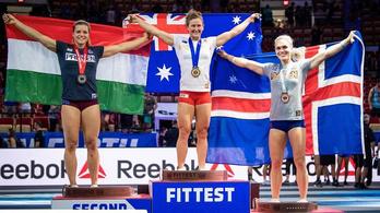 Fantasztikus siker, Horváth Laura második lett a crossfit világbajnokságon