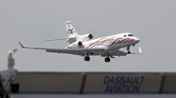 Újabb repülőgépet vett a honvédség