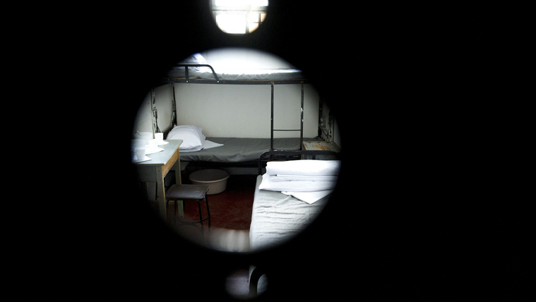 Öngyilkos lett egy rab Budapesten