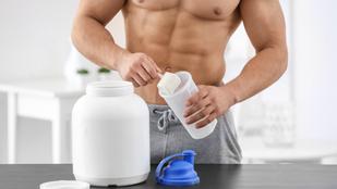Mennyit segítenek a fehérjével felturbózott élelmiszerek, ha sportolsz?