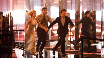 Majdnem 60 ezer magyar nézte, ahogy Tom Cruise rohan