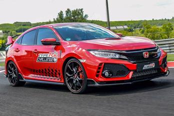 Hungaroringi rekordot döntött a Honda