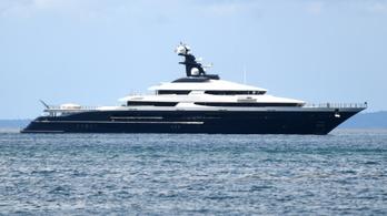 Indonézia visszaadja a lopott pénzen vett jachtot Malajziának