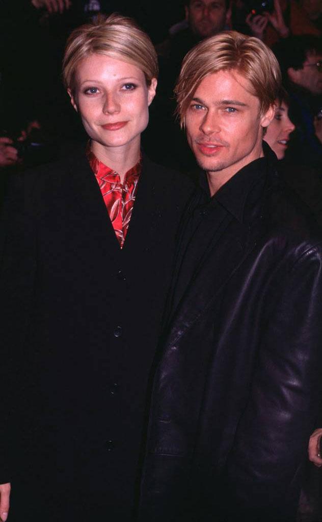 Amikor Gwyneth Paltrow volt a kedvese, Brad Pitt olyan fazonú frizurát vágatott, mint a színésznő.