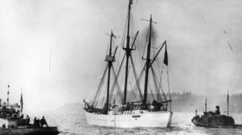 Egy évszázad után tért haza a világ leghíresebb sarkkutatójának hajója