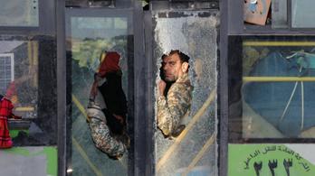 BAZ megye nagyságú területre összpontosul az egész szíriai háború