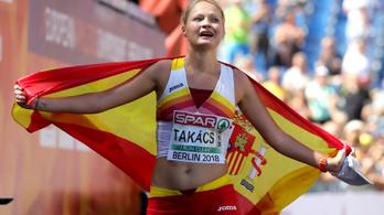A spanyoloknak szerzett történelmi Eb-érmet a magyar gyalogló