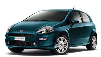 Véget ér a Fiat Punto pályafutása