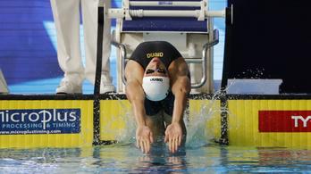 Hosszú negyedik, Késely bronzérmes az úszó-Eb-n