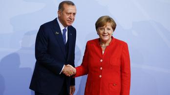 Erdoğan ismét Németországba látogat