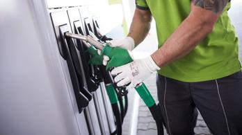 Csökkent az üzemanyag ára