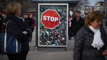 Véget ért a migránsos kampány, jöhet a migránsos kampány